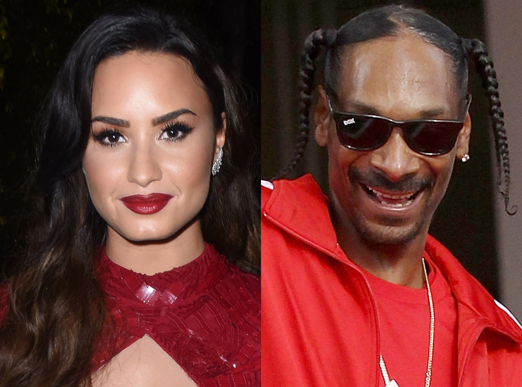 Snoop Dogg, Demi Lovato