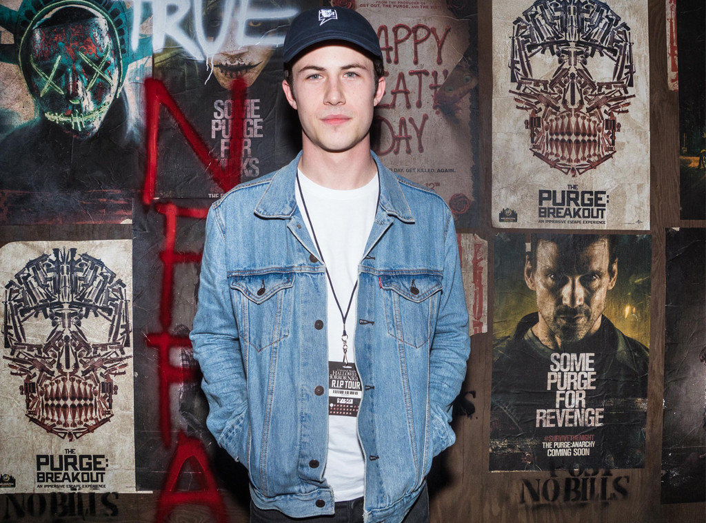 Dylan Minnette, Halloween Horror Nights