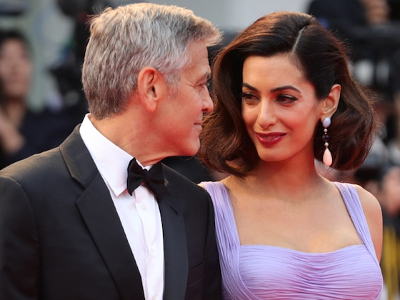 George and Amal Clooney Donate $100,000 Toward Helping Migrant Children Separated From Their Families at the Border