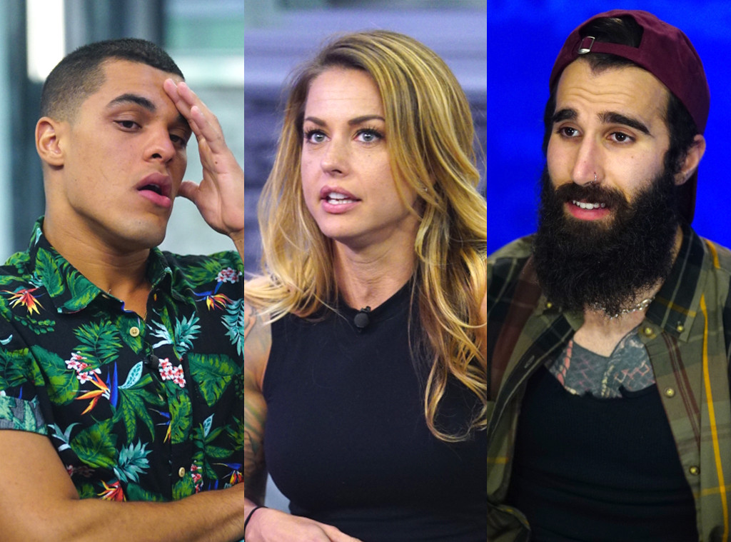 Big Brother 19, Paul Abrahamian, Christmas Abbott, Josh