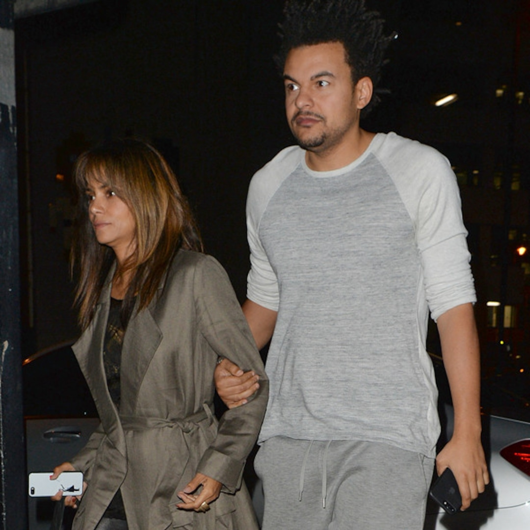 Halle Berry Spotted on Romantic Date With New Boyfriend