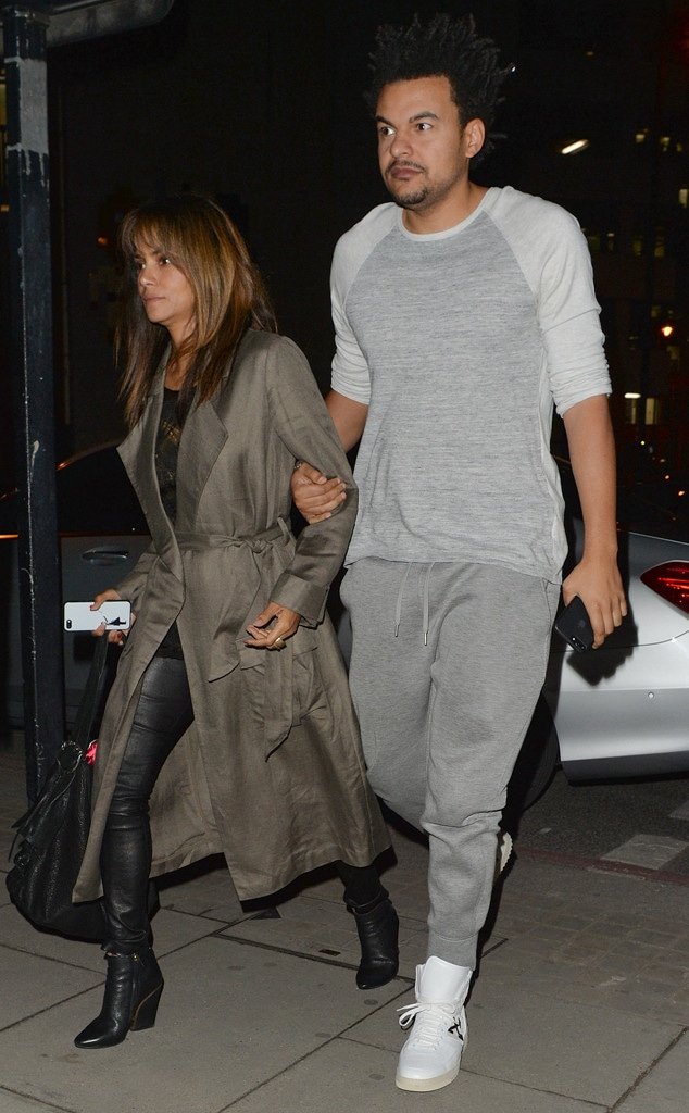 halle berry dating now