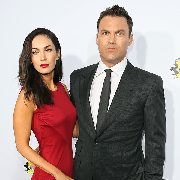 Um, Brian Austin Green Initially Rejected a ''Really Persistent'' Megan Fox