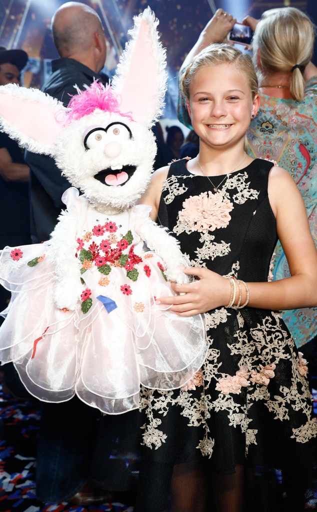America's Got Talent, Darci Lynne Farmer