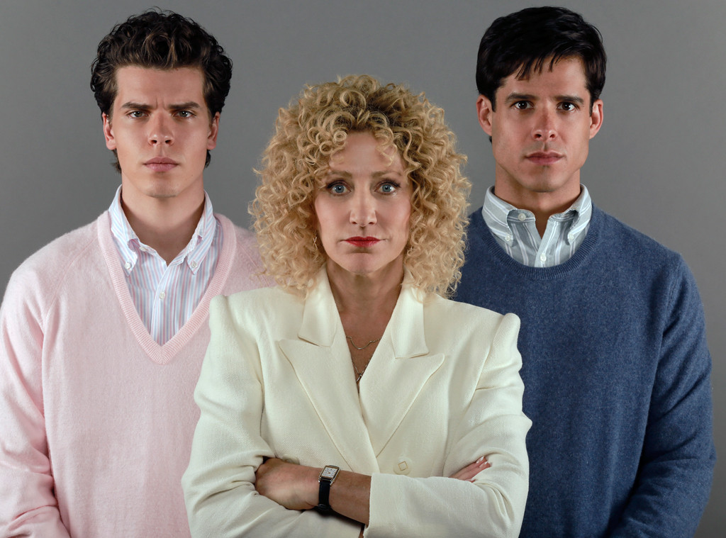 Law & Order, Law and Order True Crime: The Menendez Murders, Edie Falco