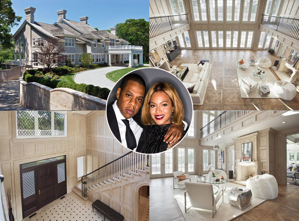 Beyonce, Jay-Z, Hamptons, Real Estate