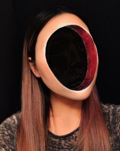 Maquiagem Faceless