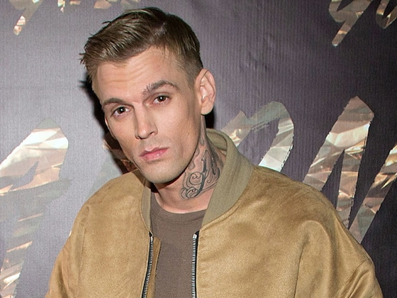 "Aaron Carter Cancels Tour to Get ""Some Peace"" After Sharing Mental Health Diagnosis"