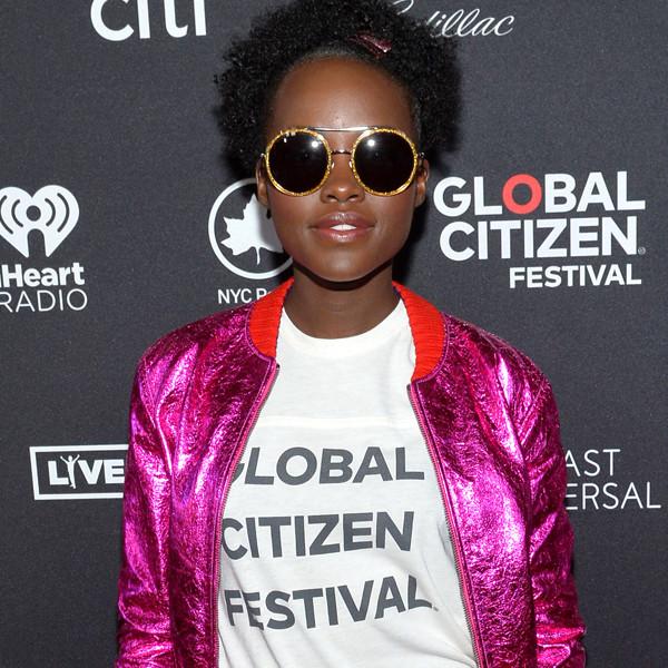Lupita Nyong'o, 2017 Global Citizen Festival