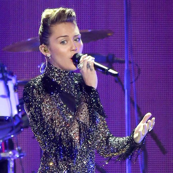 Miley Cyrus, iHeartRadio Music Festival