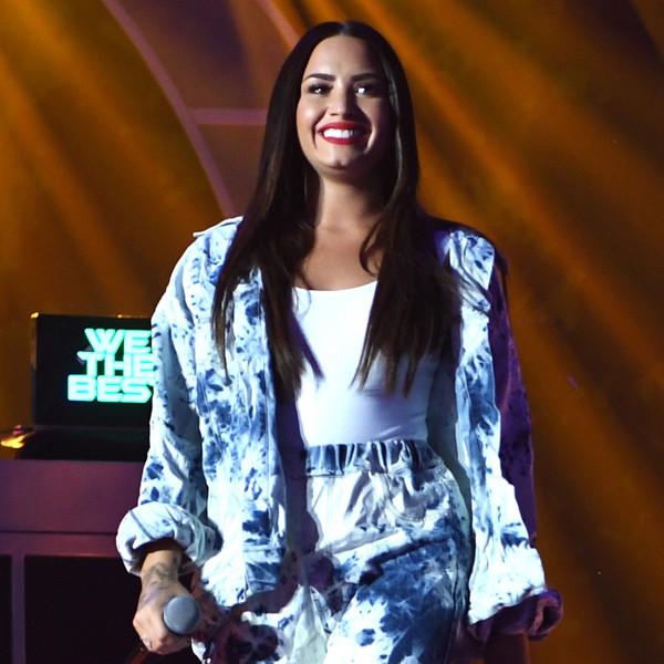 Demi Lovato, iHeartRadio Music Festival