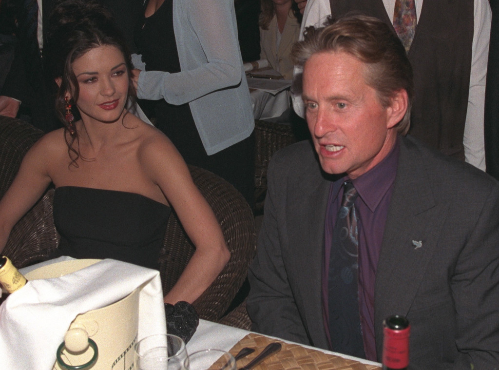 The Story Of How Michael Douglas And Catherine Zeta Jones Fell In