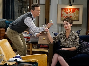 Seah Hayes, Megan Mullally, Will and Grace, Will & Grace