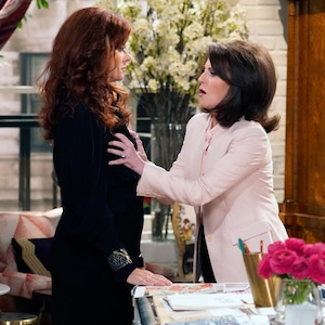 Debra Messing, Megan Mullally, Will and Grace, Will & Grace