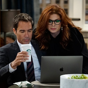 Debra Messing, Eric McCormack, Will and Grace, Will & Grace