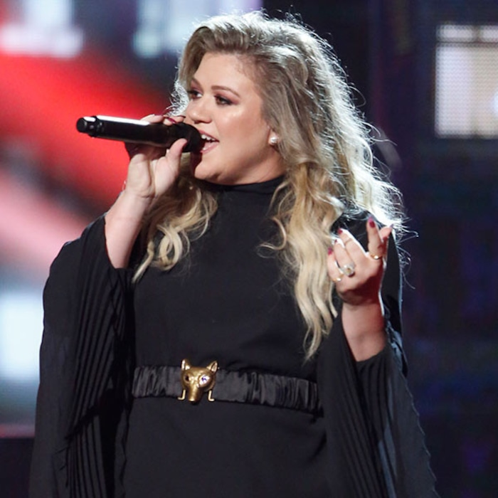 Miss Independent: Kelly Clarkson Won\'t Be Pushed Around—by Critics ...