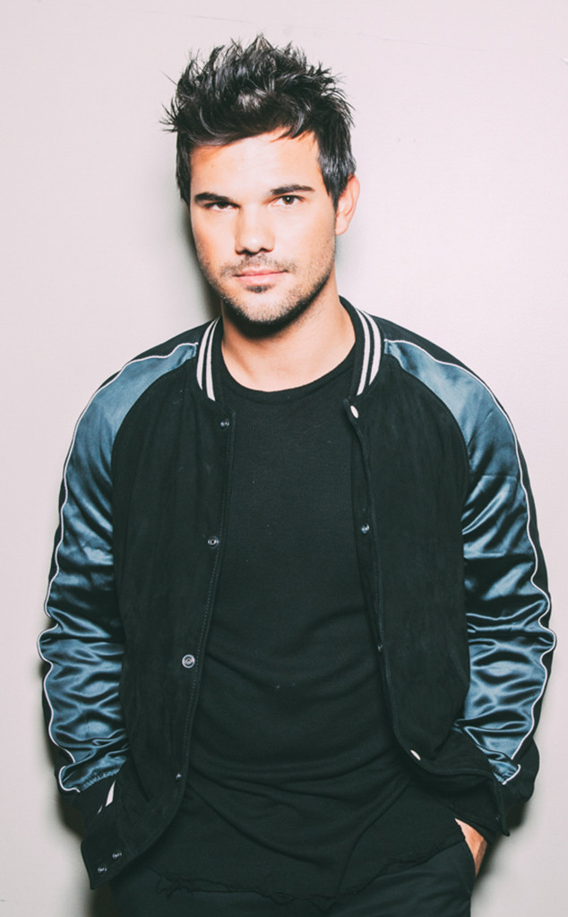 Taylor Lautner, iHeartRadio Music Festival BTS photos