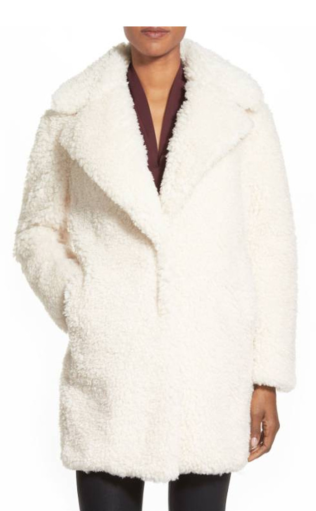 a8a4e018f 26 Faux Fur Jackets That Are Warm & Glam for Fall   E! News