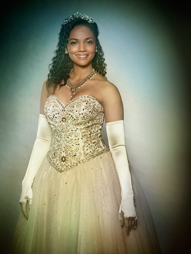 Tiana Mekia Cox From Once Upon A Time Season 7 Character Glamour Images, Photos, Reviews