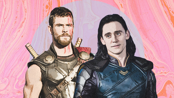 Thor Ragnarok Is A Treat For The Eyes E Online
