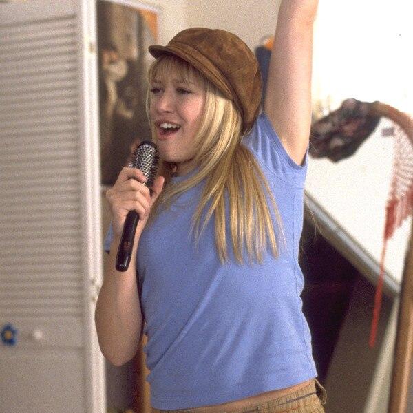 lizzie mcguire duff Hilary