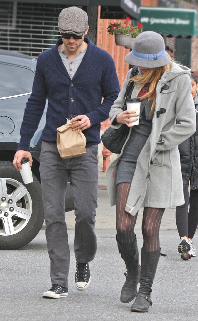 Ryan Reynolds, Blake Lively