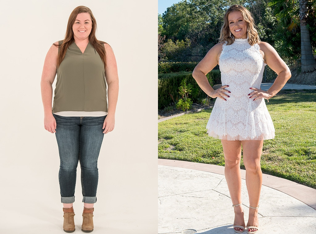 Revenge Body 2, Before and After, Jennifer
