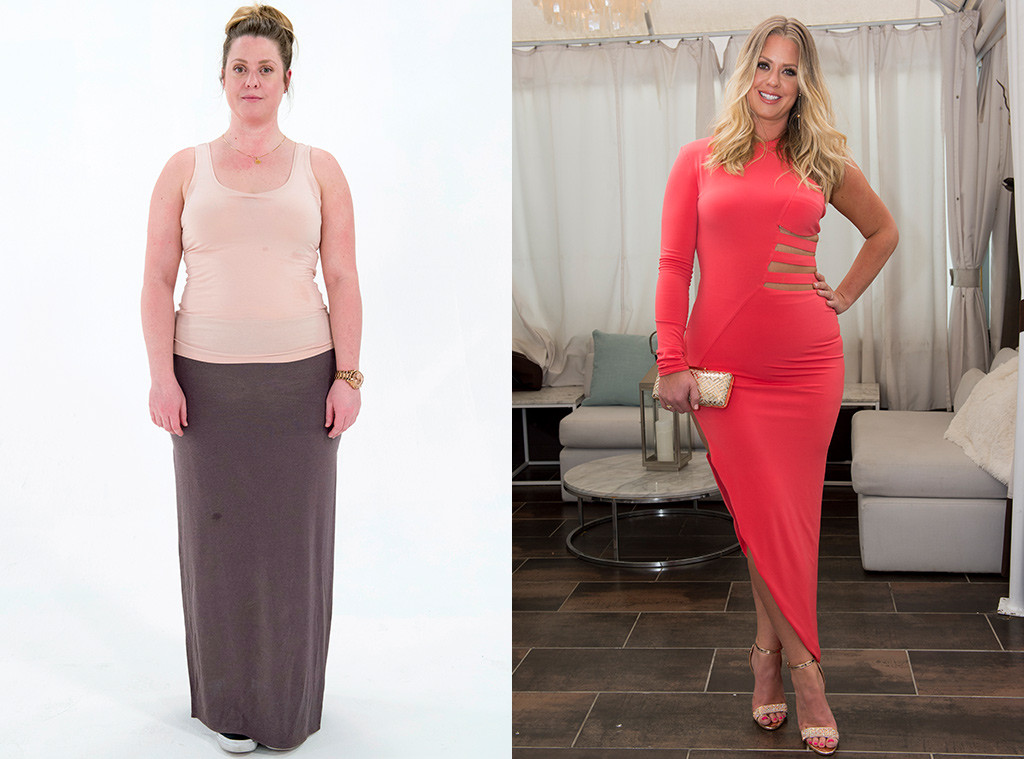 Revenge Body 2, Before and After, Rebecca