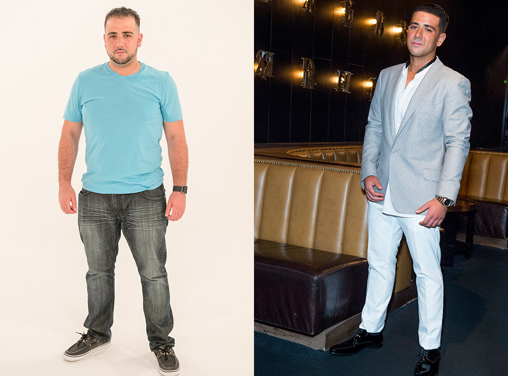 Revenge Body 2, Before and After, Rocco