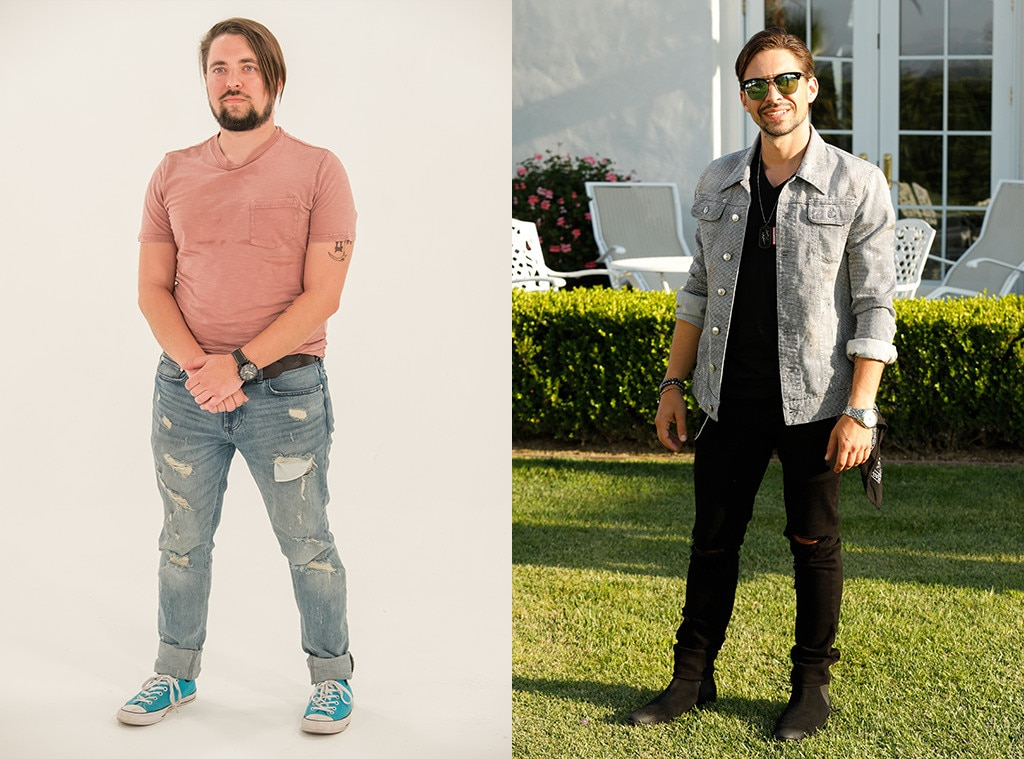 Revenge Body 2, Before and After, Mike