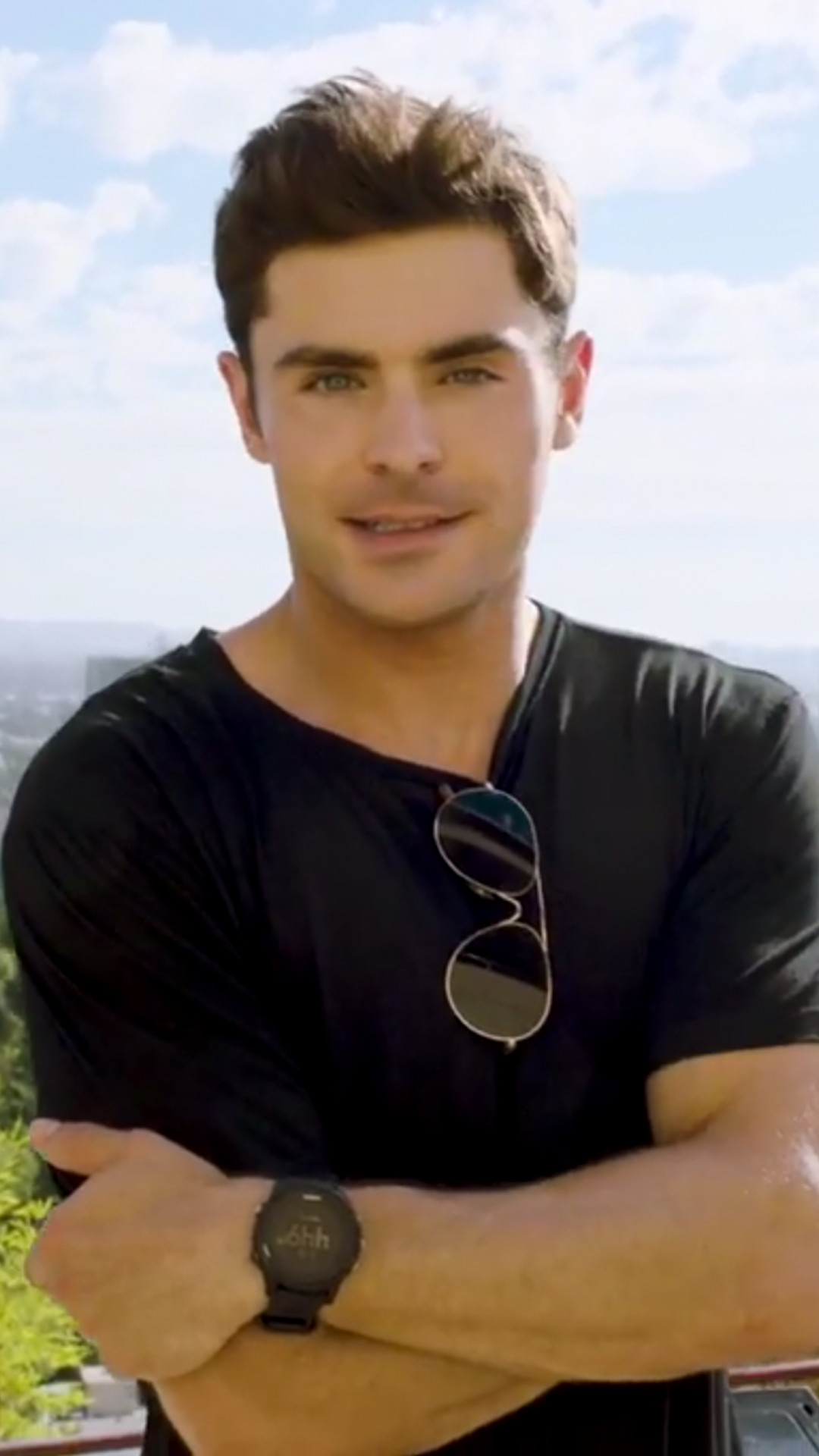 Zac Efron, Vogue