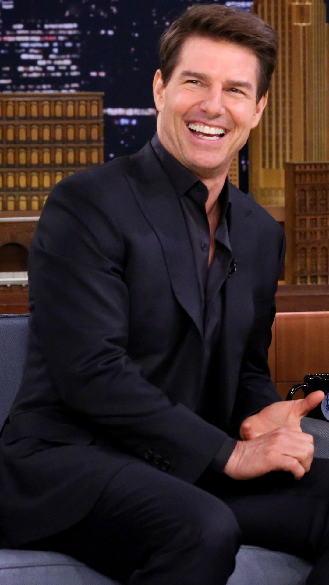 Tom Cruise, The Tonight Show