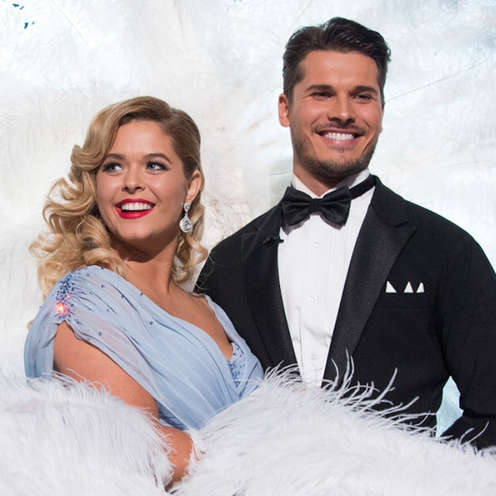 Sasha Pieterse Explains Her 70 Lb Weight Gain On Dancing With The