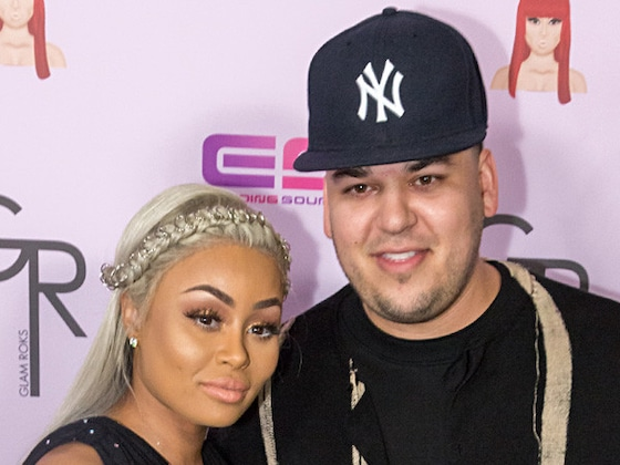 Rob Kardashian Is ''Relieved'' He No Longer Has to Pay Blac Chyna Child Support
