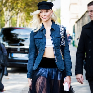ESC: Karlie Kloss, Dare to Wear