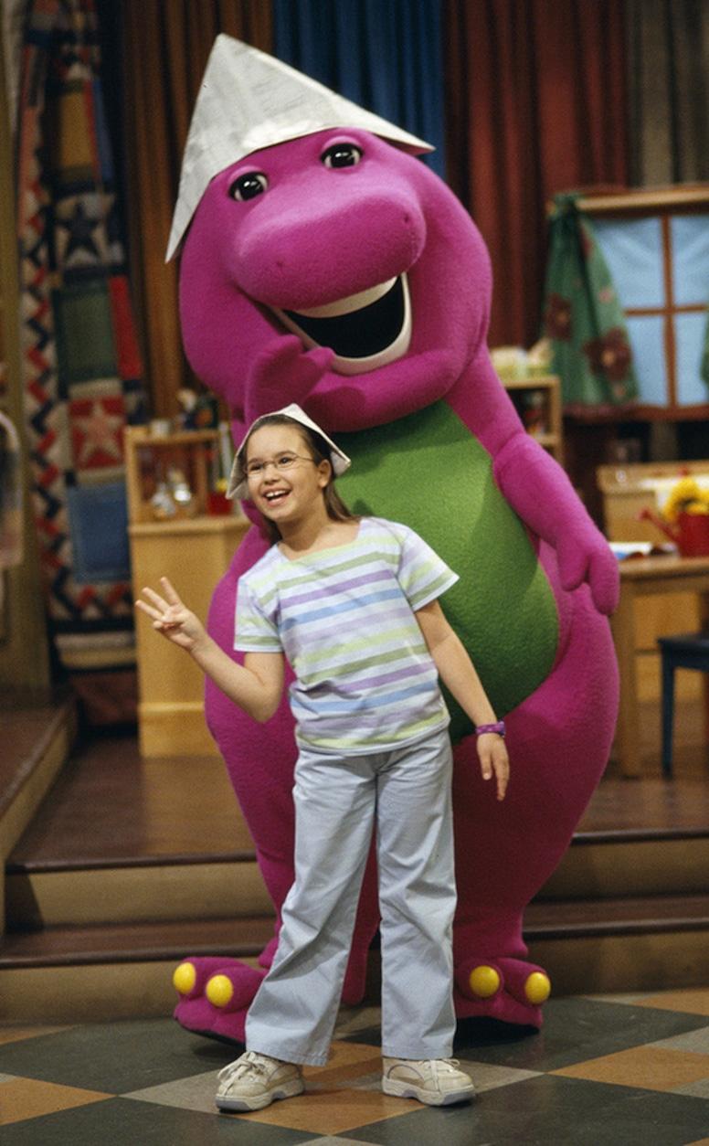 Demi Lovato, Barney