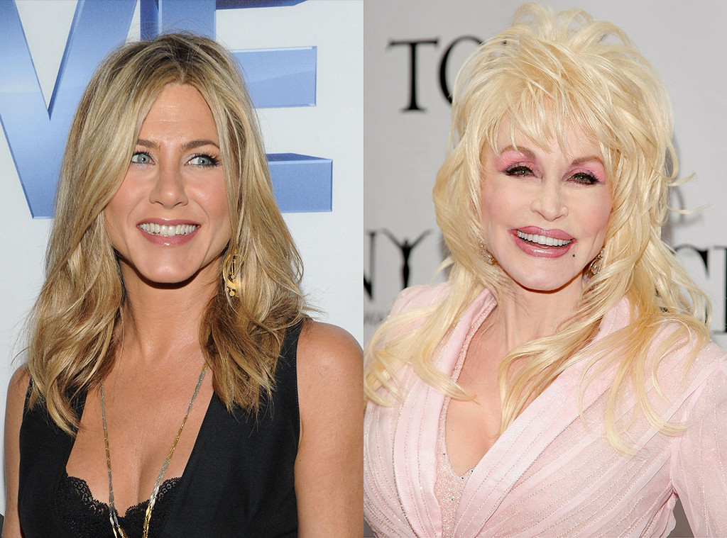 Image result for dolly parton husband jennifer aniston