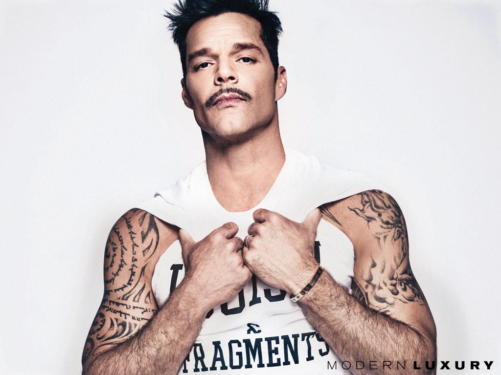 Ricky Martin Modern Luxury