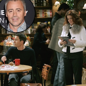 Will & Grace, Matt LeBlanc