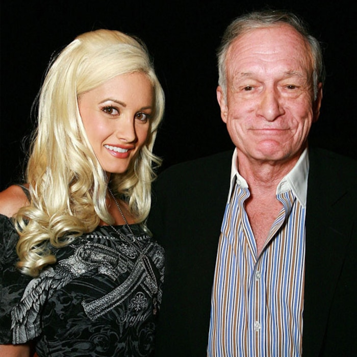 Revisiting Hugh Hefner And Holly Madisons Complicated Relationship E News