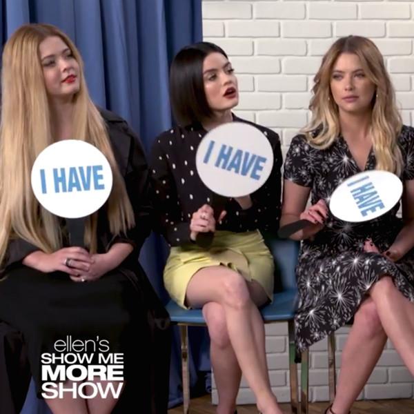 Pretty Little Liars, Ellen's Show Me More Show
