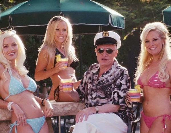 Hugh Hefner S Movie And Tv Cameos E News