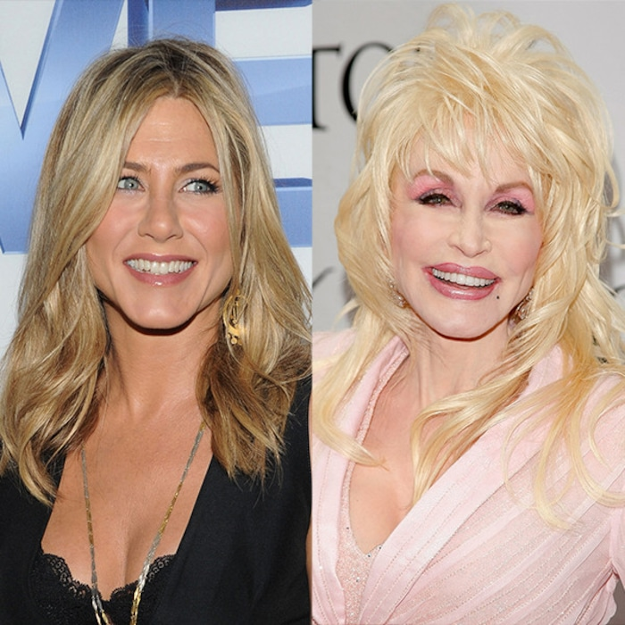 Dolly Parton Dishes About Working With Jennifer Aniston On New Movie