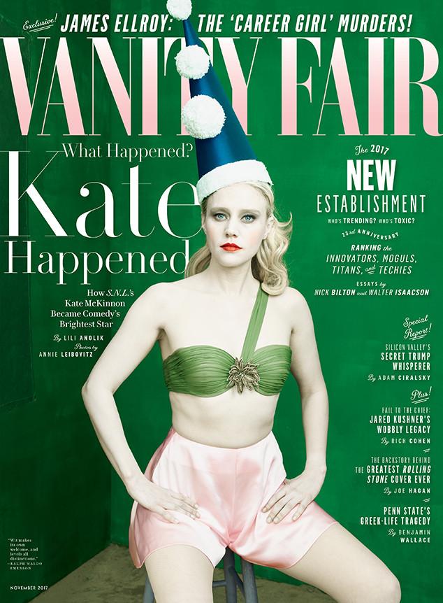 Kate McKinnon, Vanity Fair