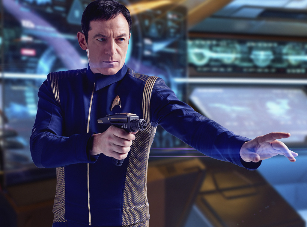 Star Trek: Discovery, Jason Isaacs
