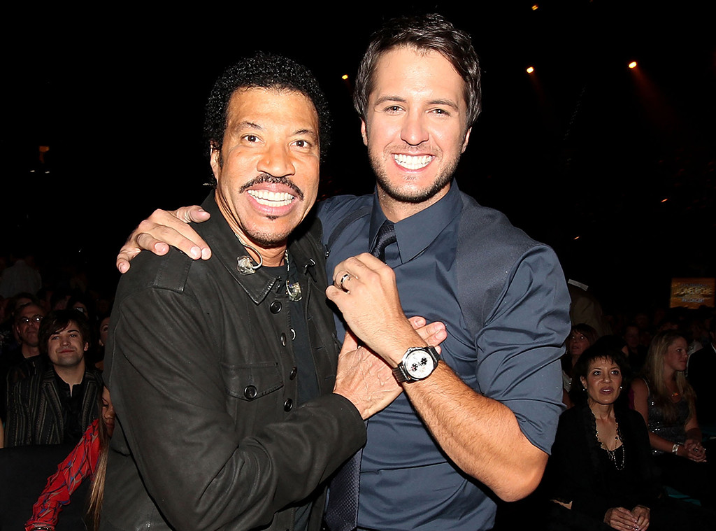 Luke bryan lionel richie officially join american idol as judges lionel richie luke bryan m4hsunfo