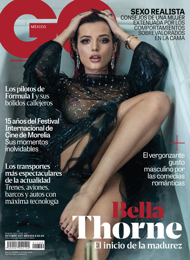Bella Thorne, GQ Mexico