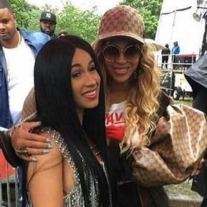 Beyonce, Cardi B, Made in America Festival 2017