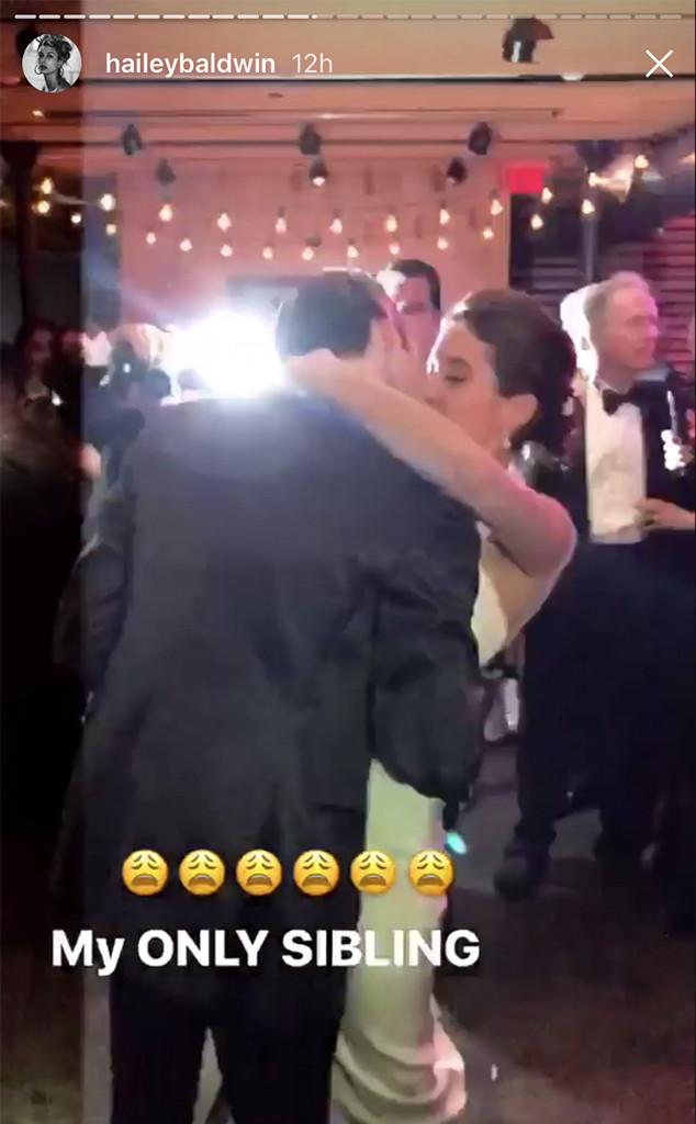 Alaia Baldwin Wedding