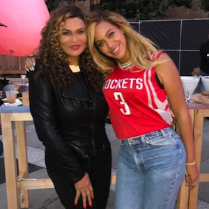 Beyonce, Tina Lawson, Instagram